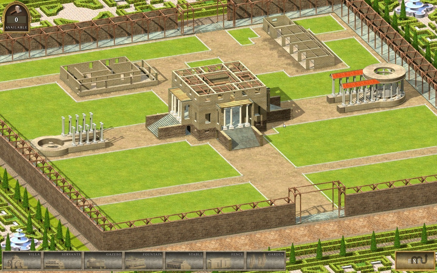 Screenshot 4 for Ancient Rome 2