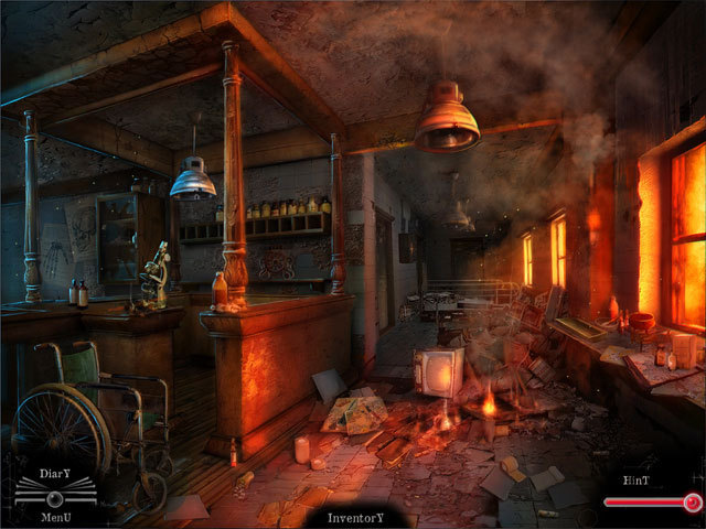 Screenshot 1 for Dark Heritage: Guardians of Hope