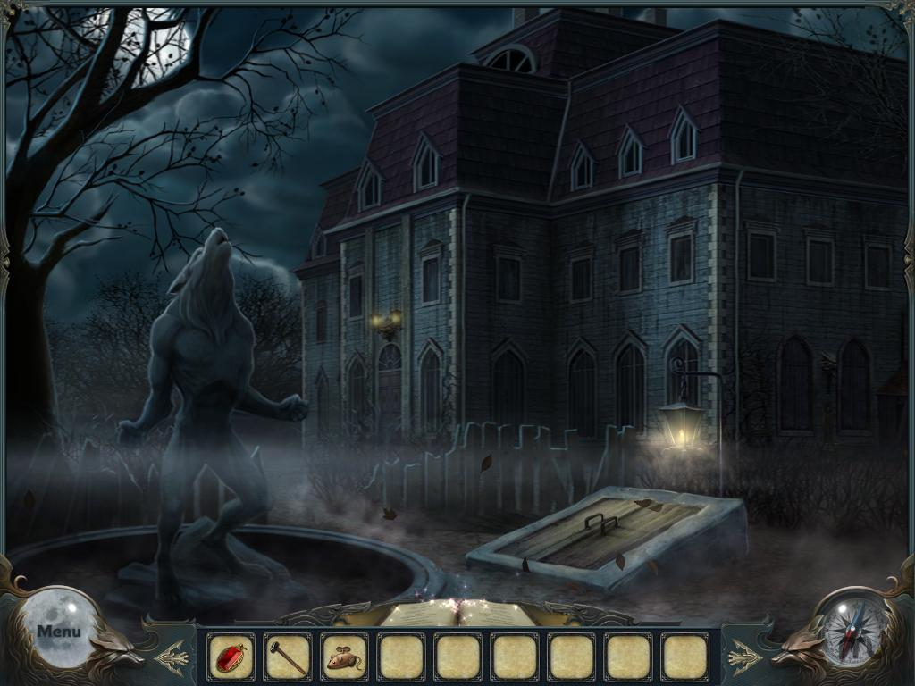 Screenshot 1 for The Curse of the Werewolves CE