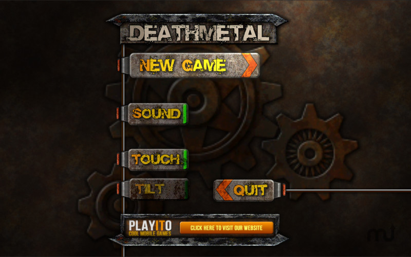 Screenshot 2 for DeathMetal
