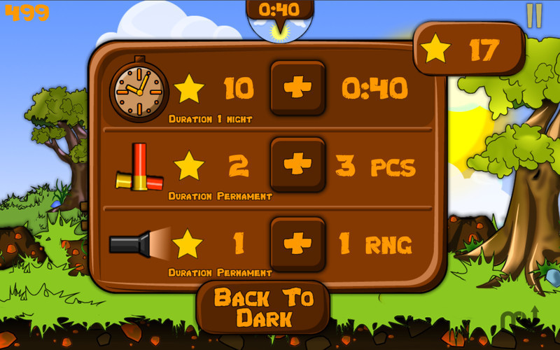 Screenshot 4 for DarkHunt