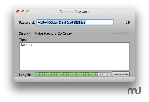 Screenshot 2 for PasswordHelper