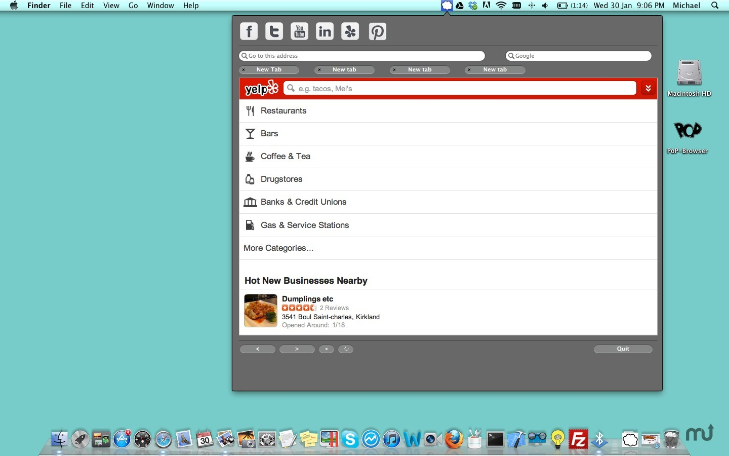Screenshot 4 for PoP Browser