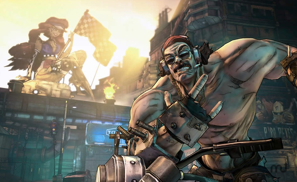 Screenshot 1 for Borderlands 2: Campaign of Carnage