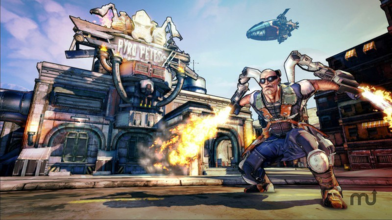Screenshot 2 for Borderlands 2: Campaign of Carnage
