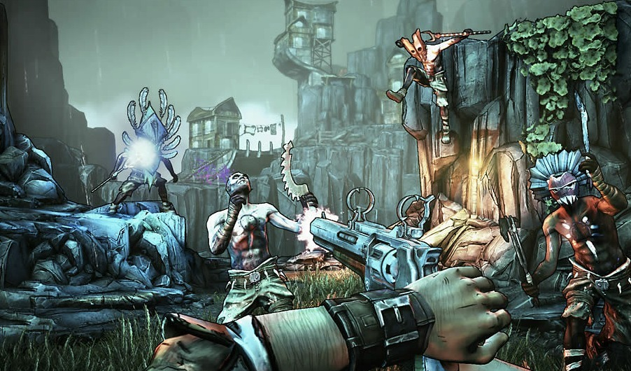 Screenshot 1 for Borderlands 2: Sir Hammerlock