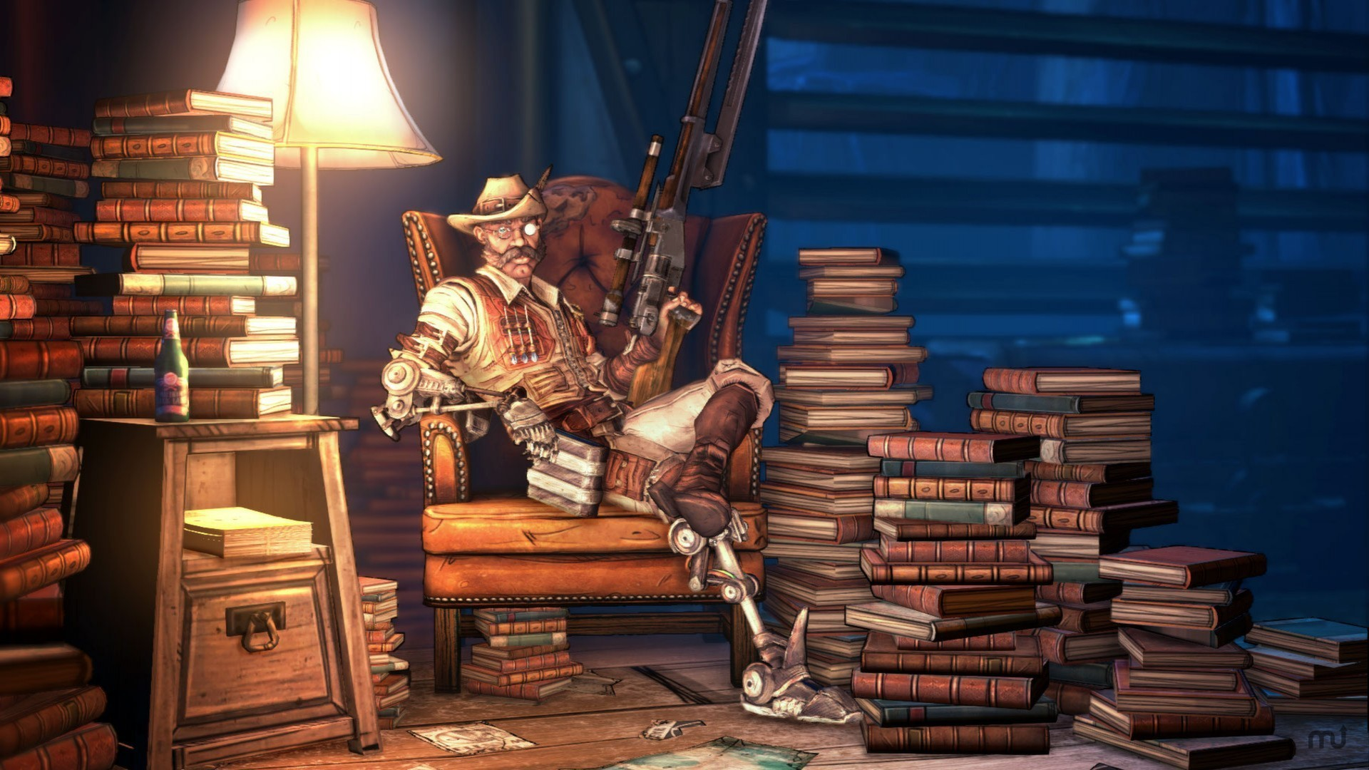 Screenshot 2 for Borderlands 2: Sir Hammerlock
