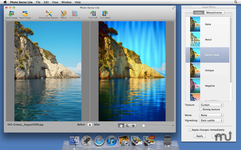 Screenshot 4 for Photo Sense Lite