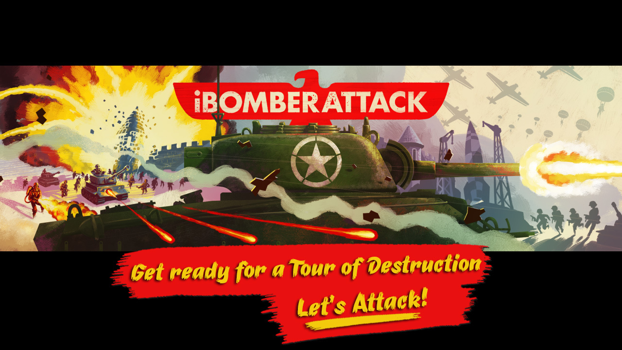 Screenshot 3 for iBomber Attack