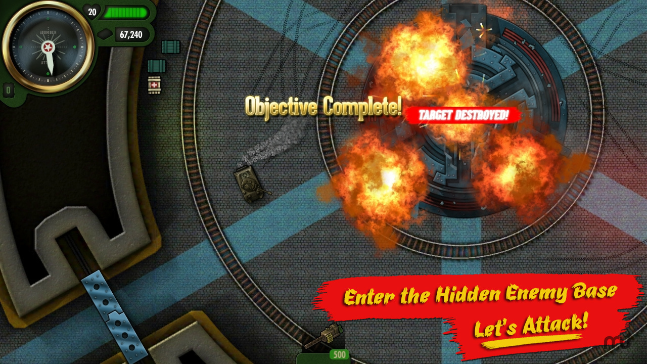 Screenshot 5 for iBomber Attack