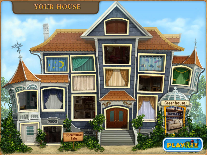 Screenshot 1 for Gardenscapes: Mansion Makeover