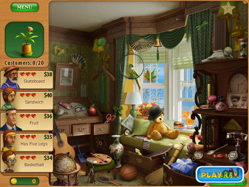 Screenshot 2 for Gardenscapes: Mansion Makeover