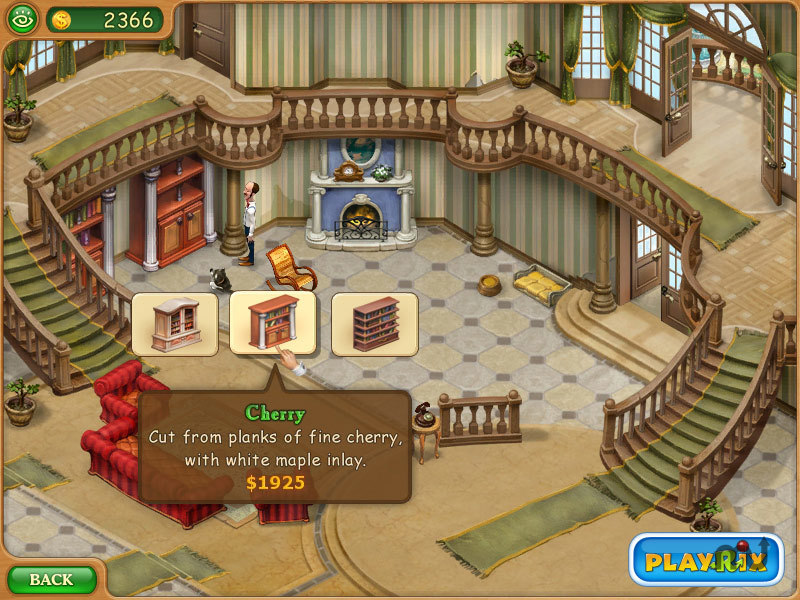 Screenshot 3 for Gardenscapes: Mansion Makeover