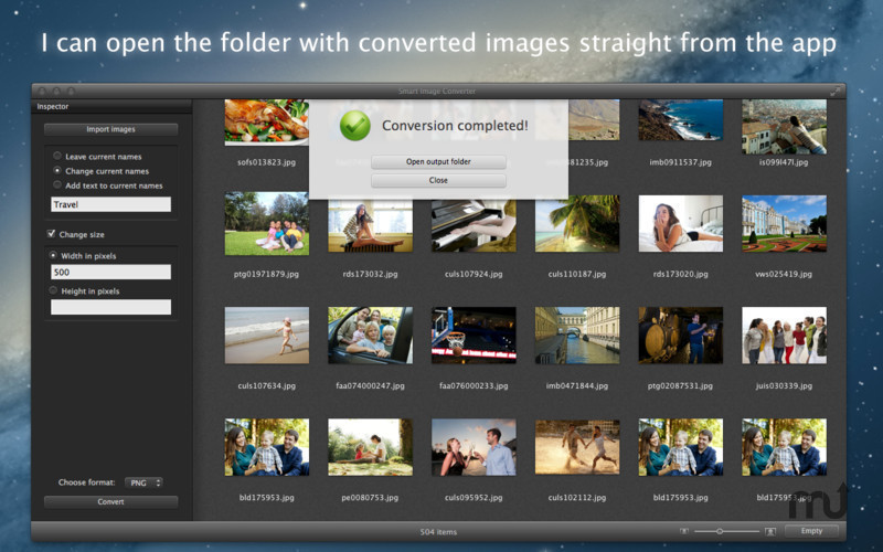 Screenshot 4 for Smart Image Converter