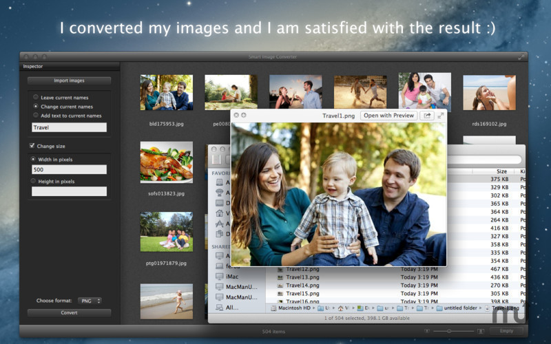Screenshot 5 for Smart Image Converter