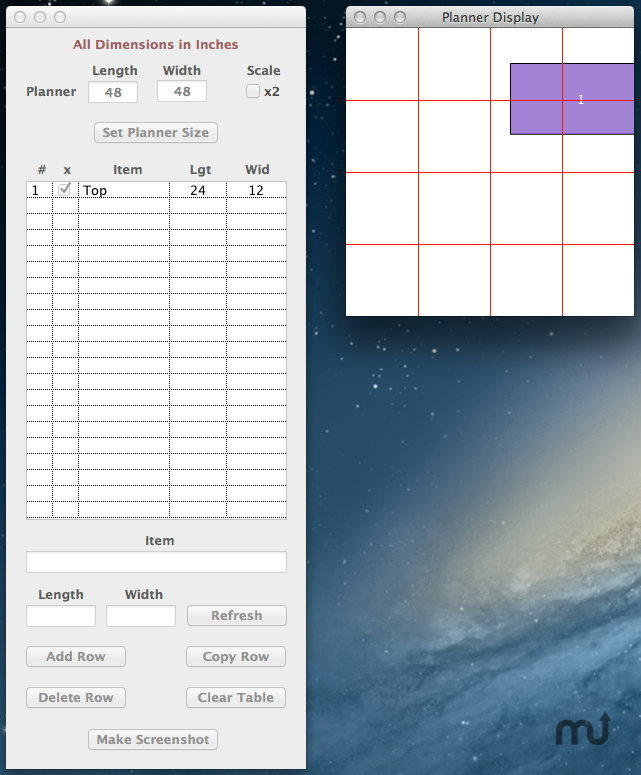 Screenshot 2 for Planner