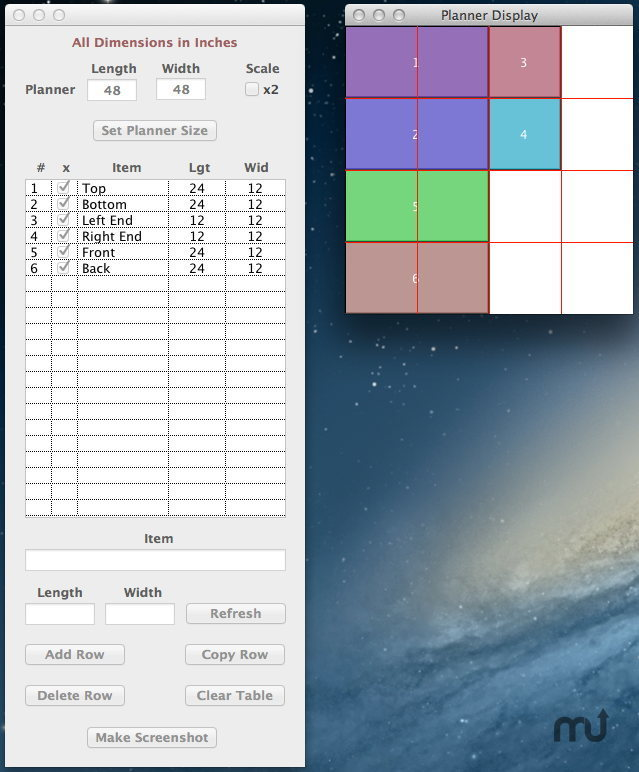 Screenshot 3 for Planner