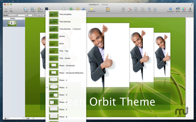 Screenshot 4 for Themes Box for Keynote