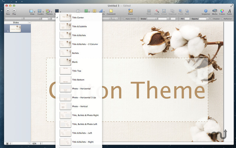 Screenshot 5 for Themes Box for Keynote