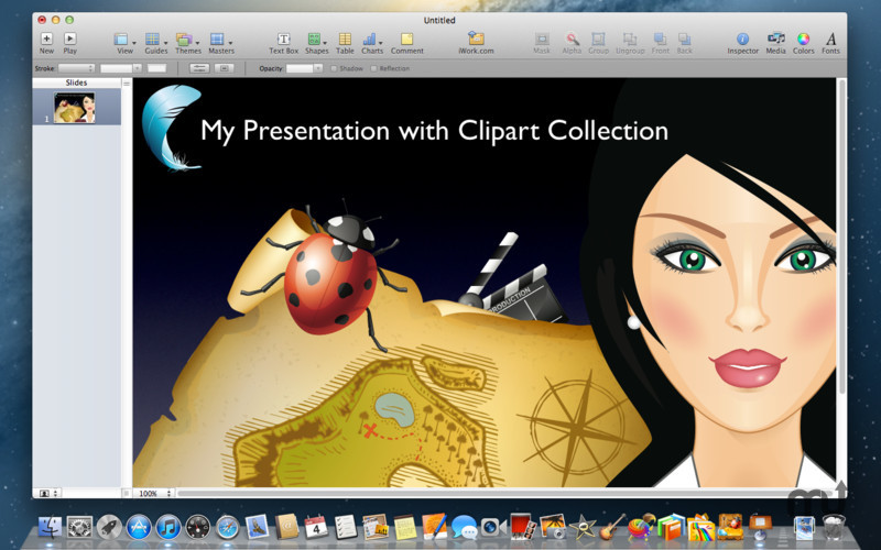 Screenshot 1 for Clipart Collection