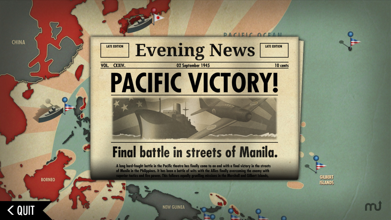 Screenshot 1 for iBomber Defense Pacific