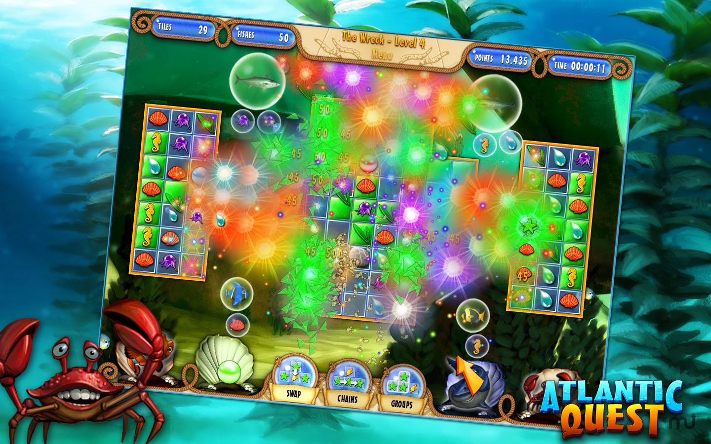 Screenshot 3 for Atlantic Quest