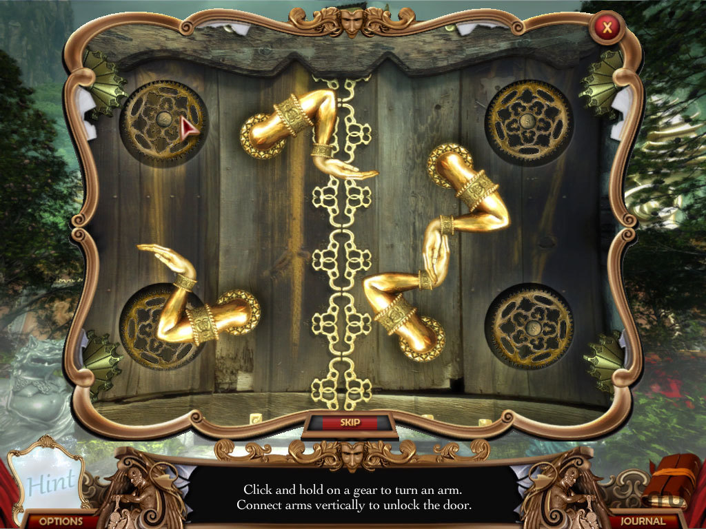 Screenshot 2 for The Mirror Mysteries: Forgotten Kingdoms