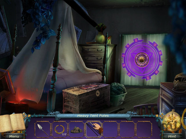 Screenshot 1 for Time Relics: Gears of Light