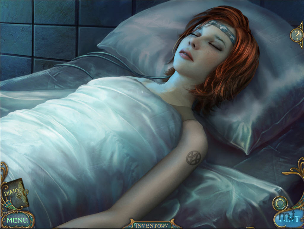 Screenshot 1 for Dreamscapes: The Sandman CE