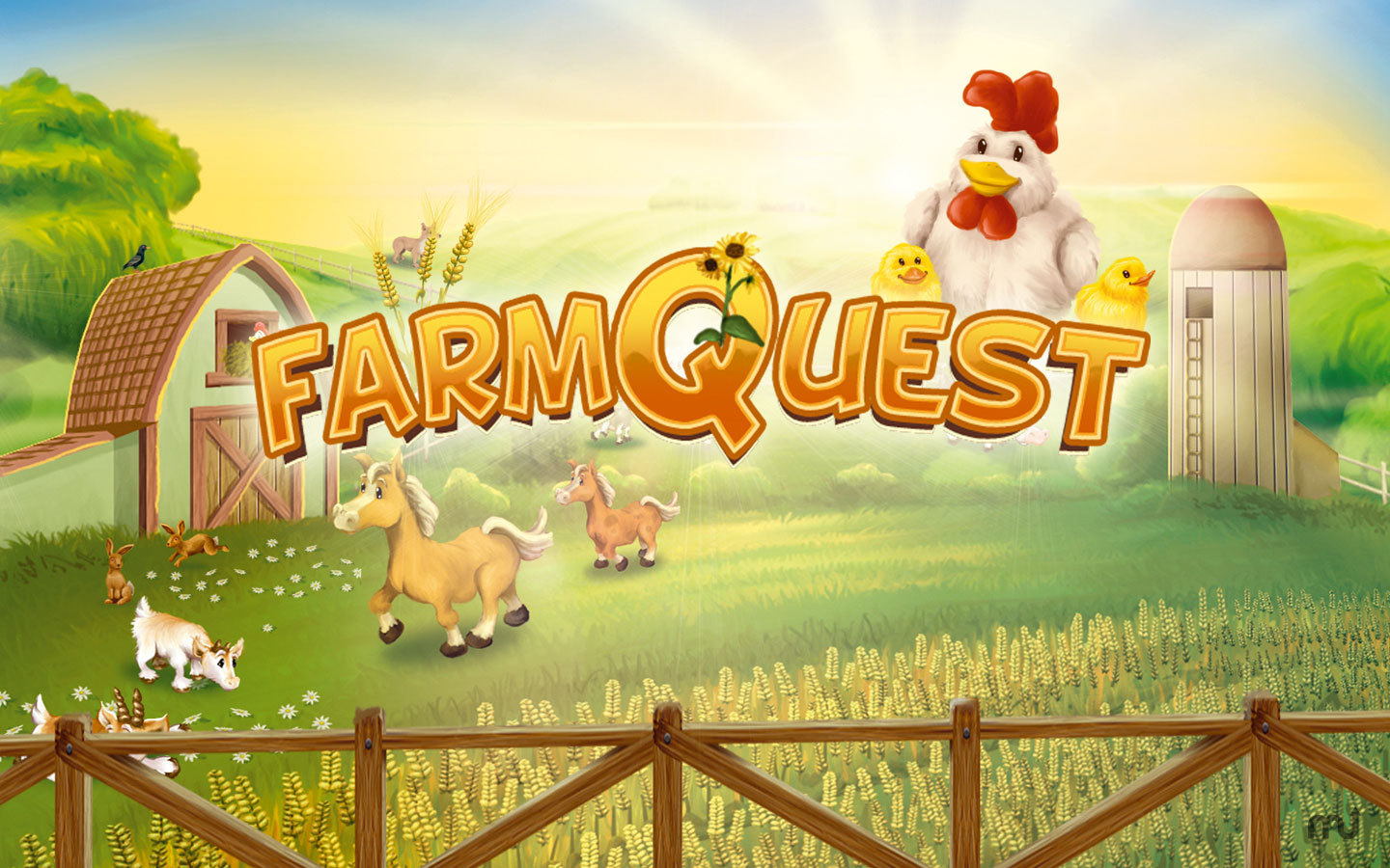 Screenshot 1 for Farm Quest