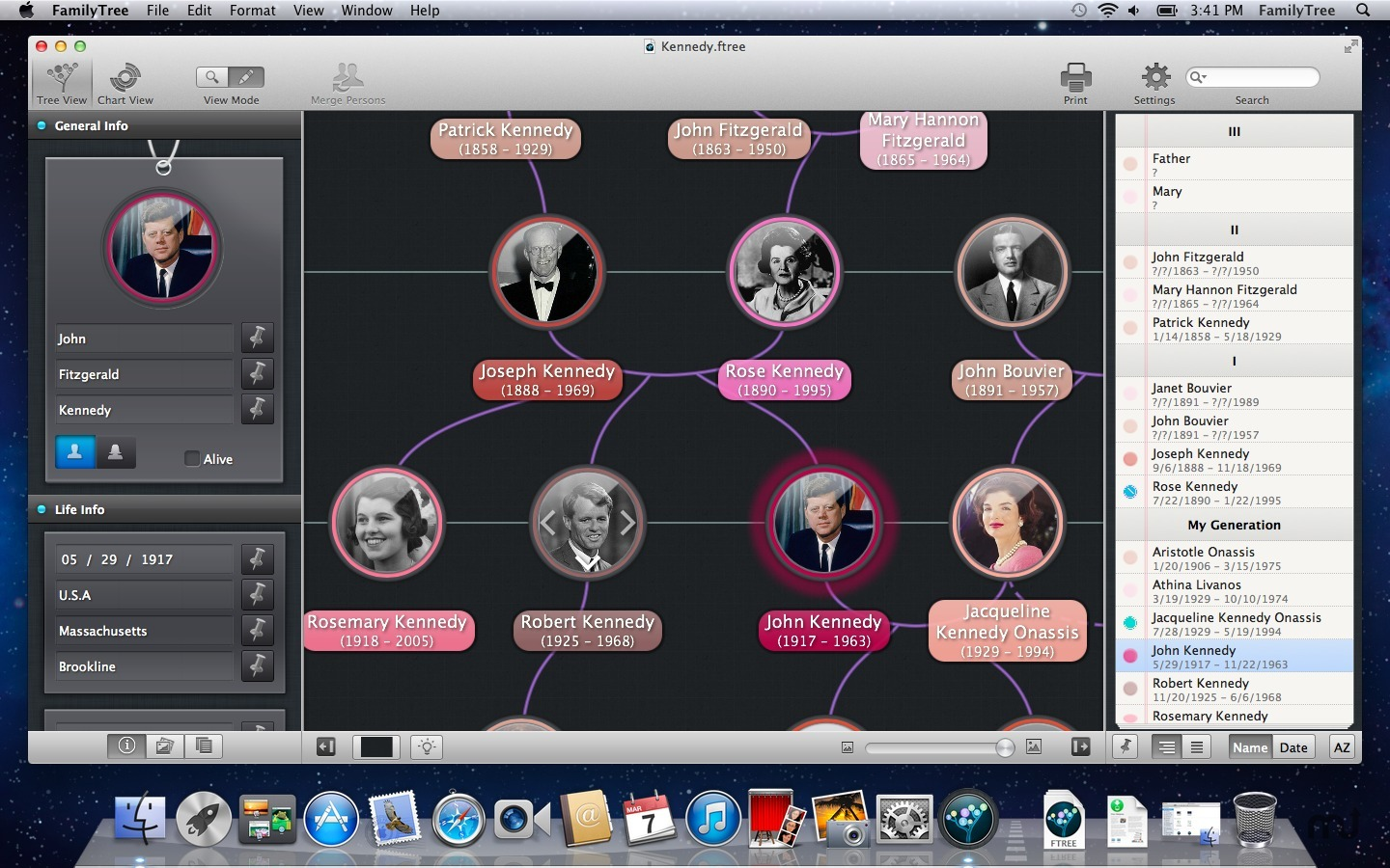 Screenshot 2 for Family Tree