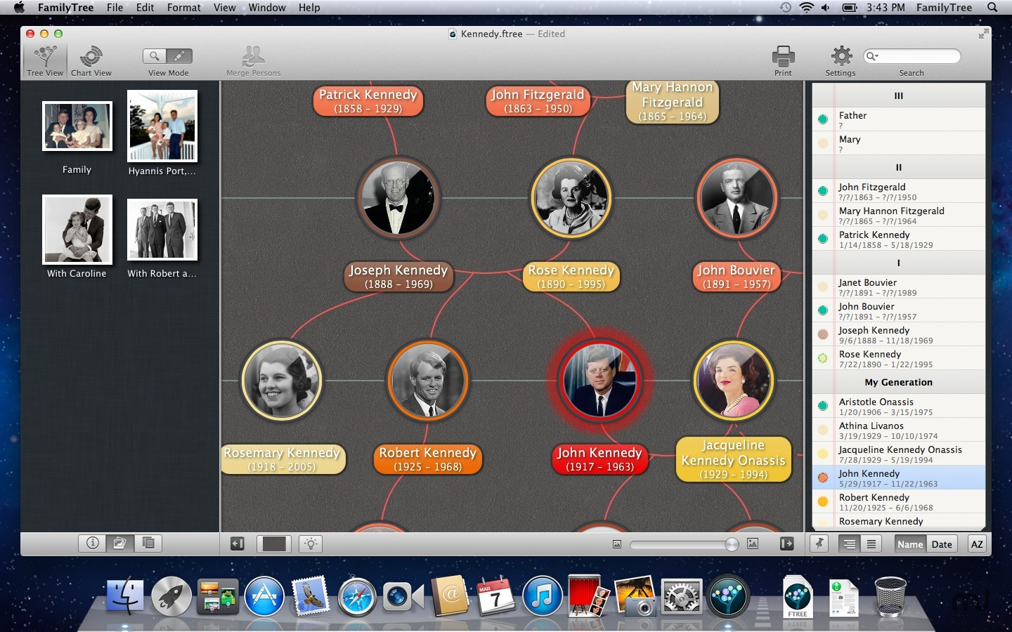 Screenshot 4 for Family Tree