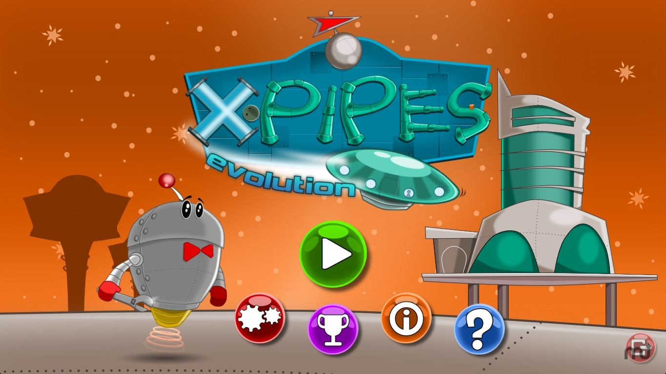 Screenshot 1 for X-Pipes Evolution