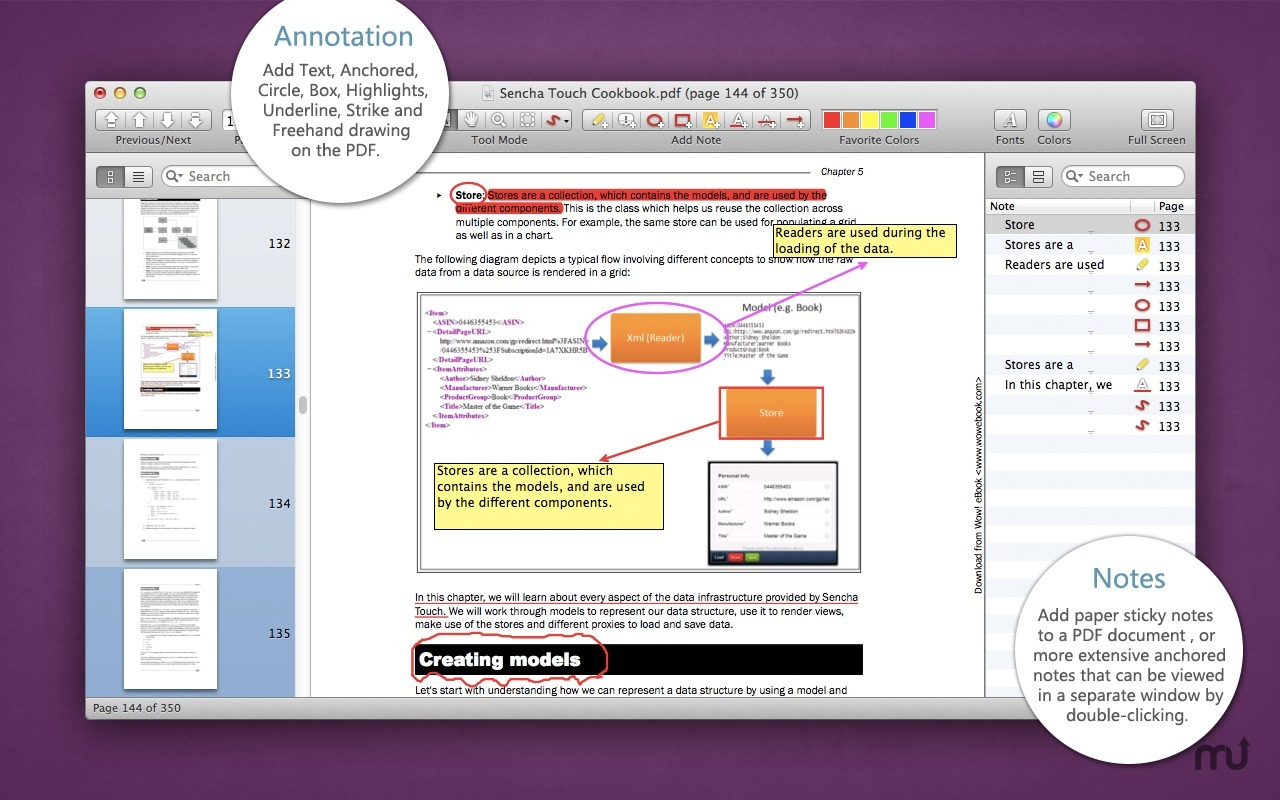 Screenshot 2 for PDF Reader Pro