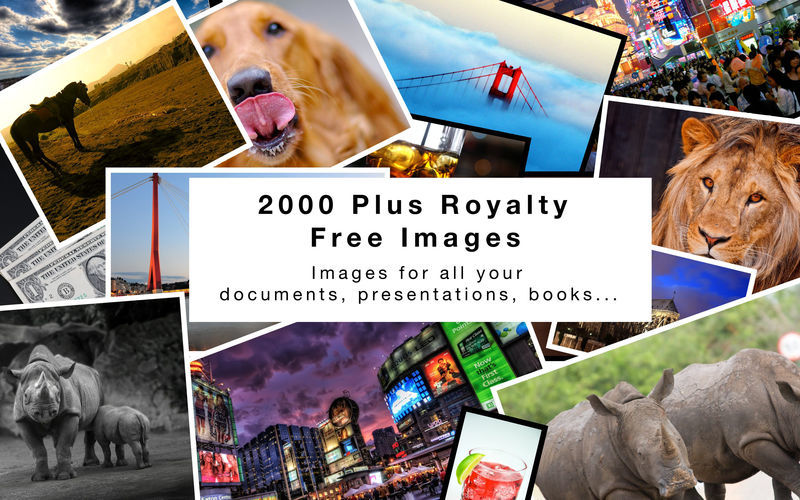 Screenshot 1 for 2000 Plus Royalty Free Images