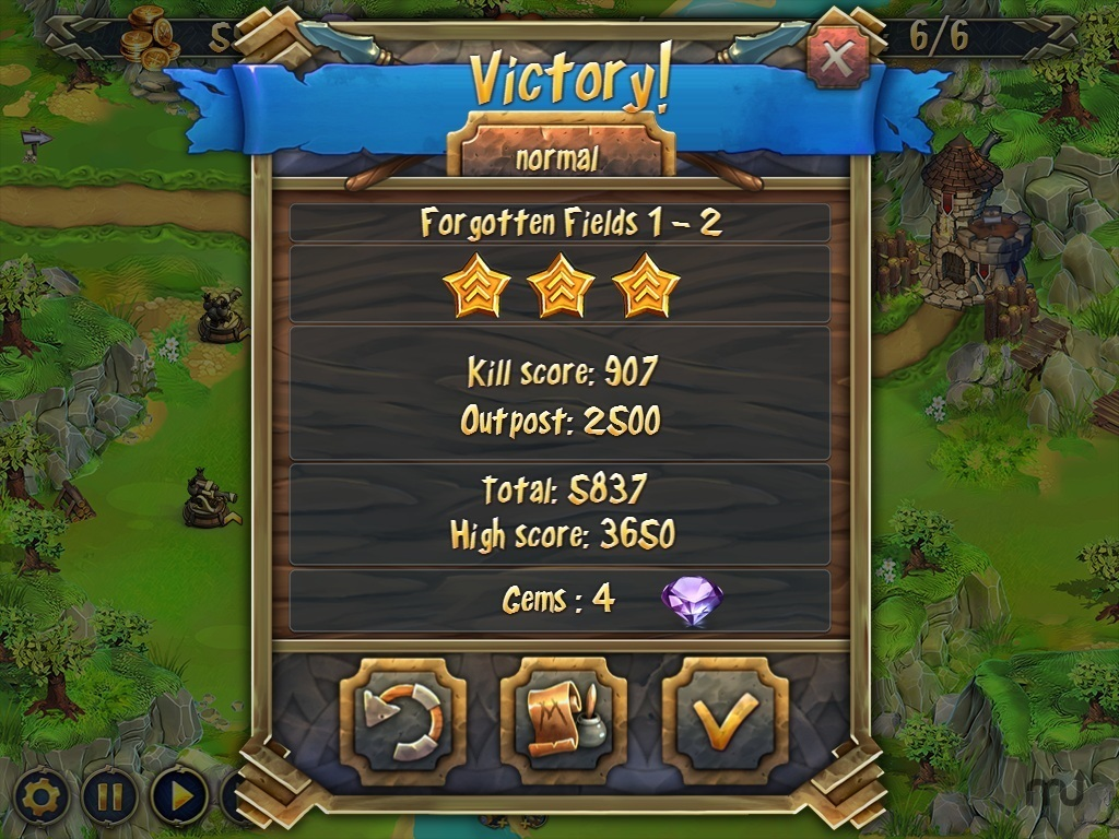 Screenshot 2 for Royal Defense