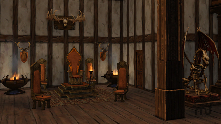 Screenshot 1 for The Sims Medieval