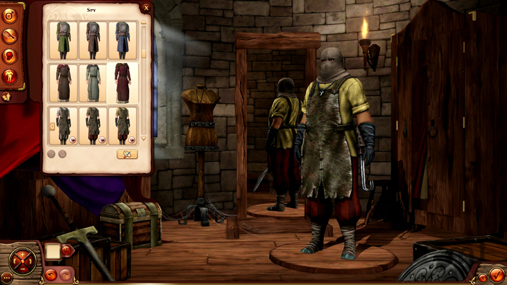 Screenshot 4 for The Sims Medieval