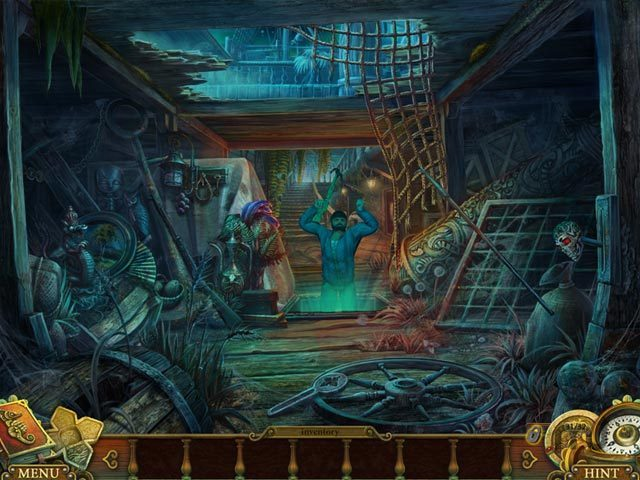 Screenshot 1 for Mayan Prophecies: Ship Of Spirits CE