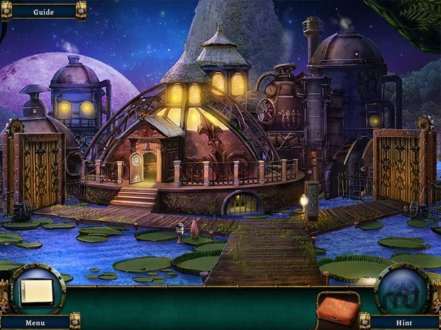Screenshot 1 for Botanica: Into the Unknown CE