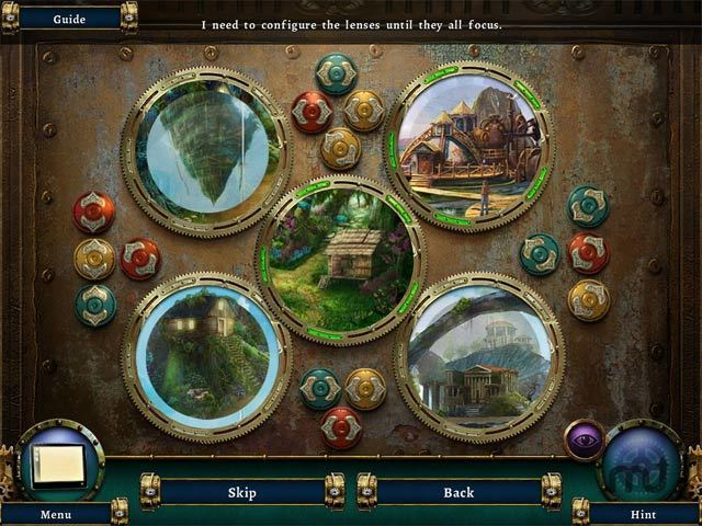 Screenshot 3 for Botanica: Into the Unknown CE