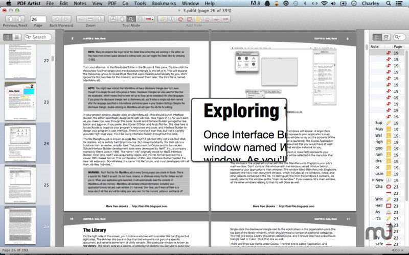 Screenshot 4 for PDF Artist