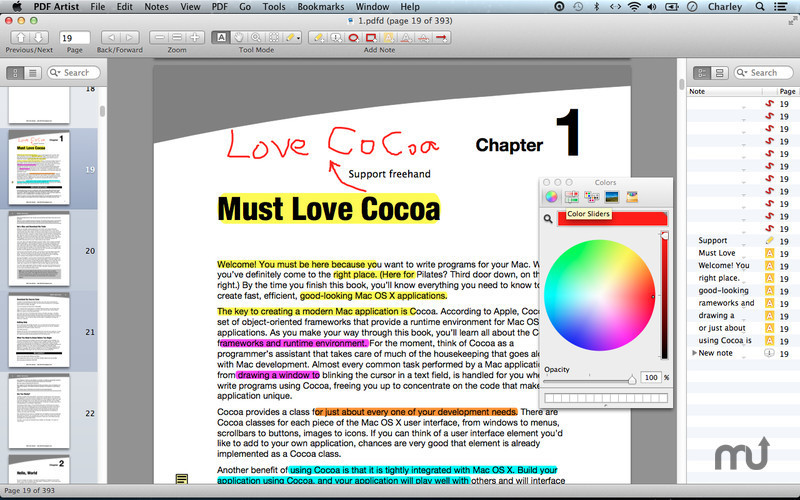 Screenshot 5 for PDF Artist