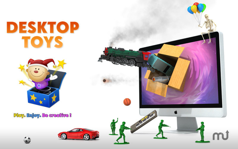 Screenshot 1 for Desktop Toys