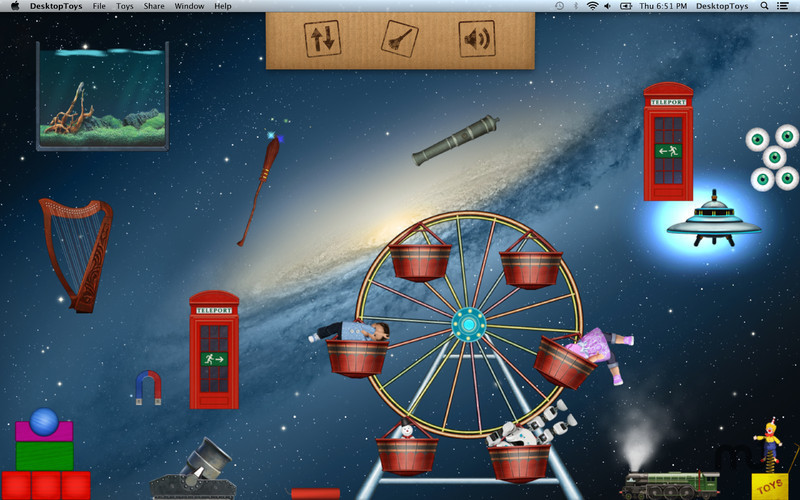 Screenshot 5 for Desktop Toys