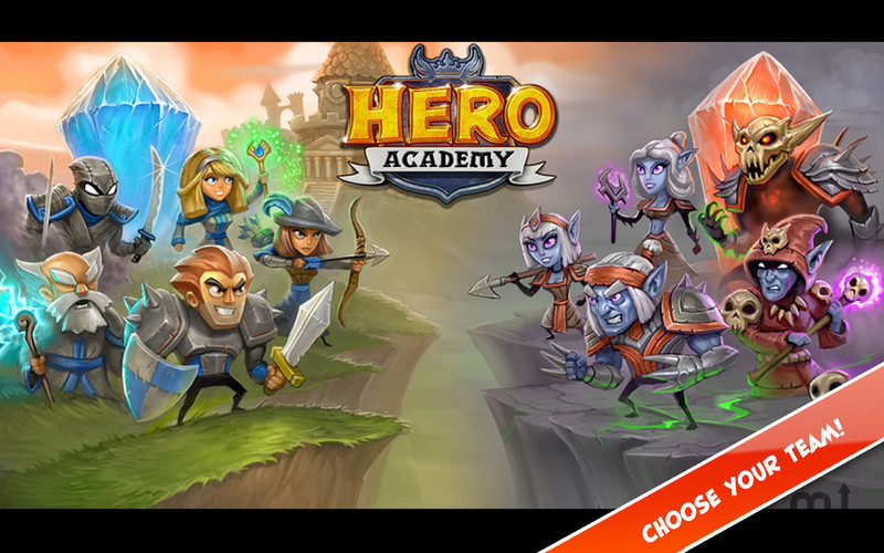 Screenshot 2 for Hero Academy