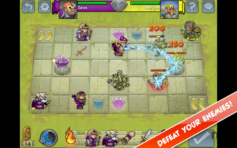 Screenshot 3 for Hero Academy