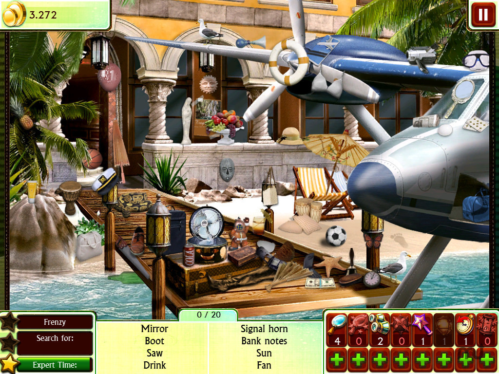 Screenshot 4 for 100% Hidden Objects