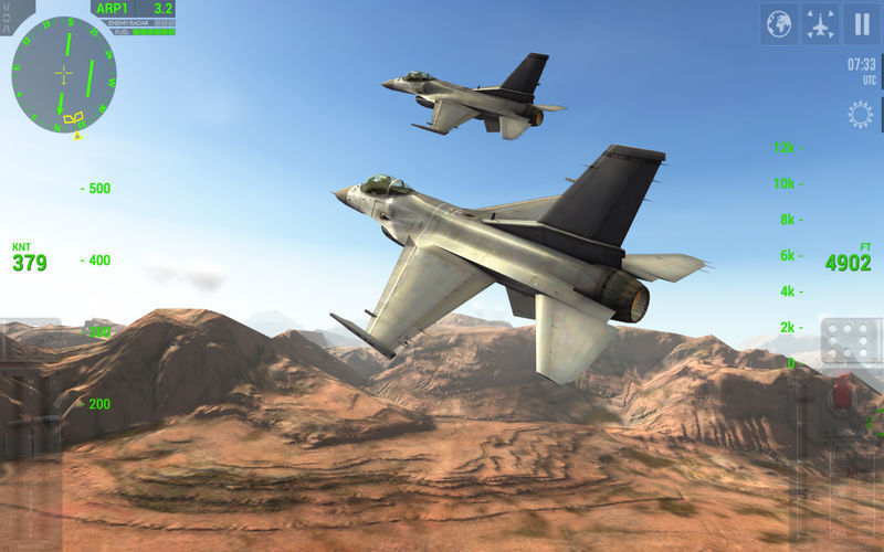 Screenshot 3 for F18 Carrier Landing