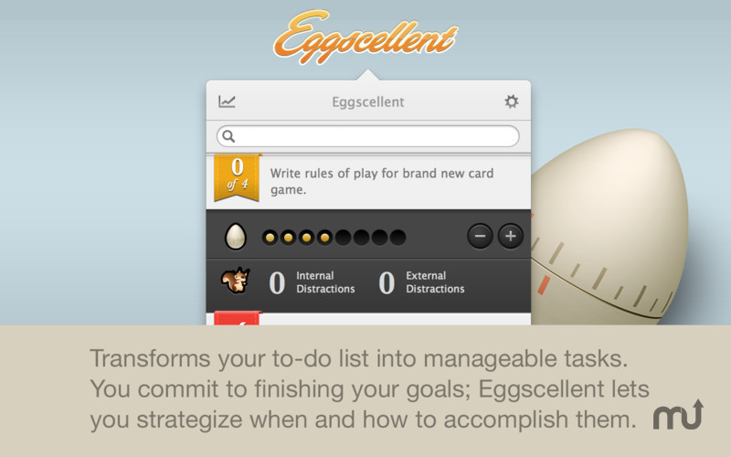 Screenshot 1 for Eggscellent